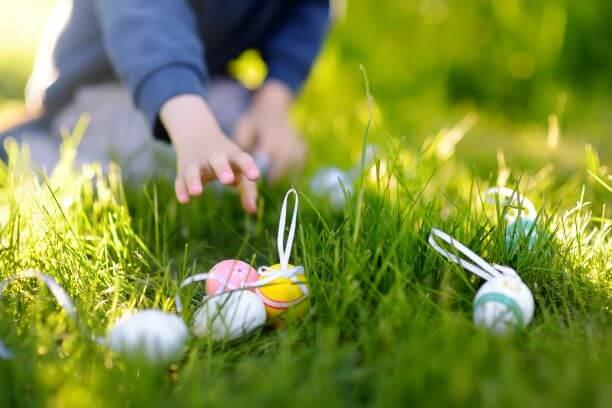 Low Sensory Easter Egg Hunt